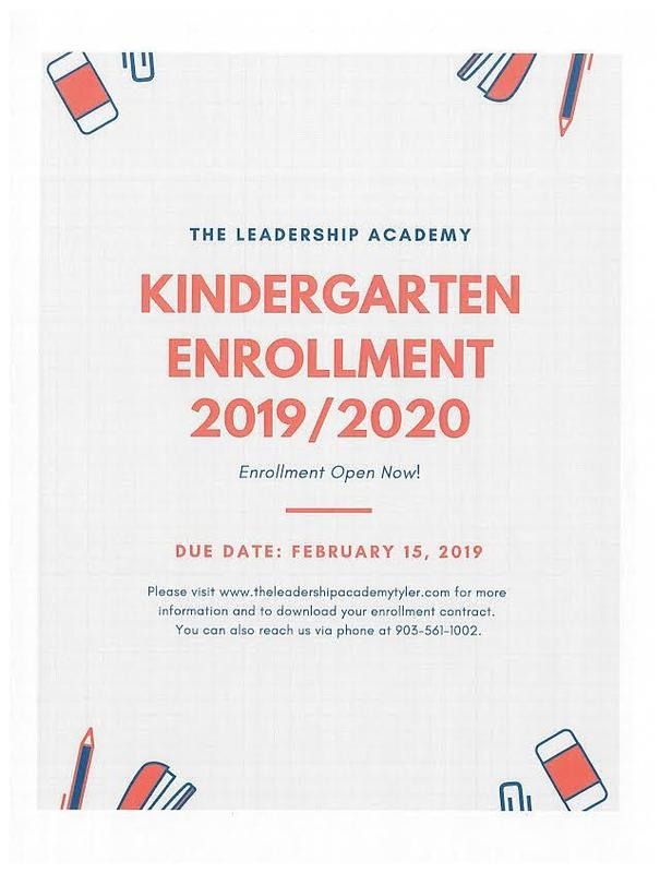 Kindergarten Enrollment Deadline Featured Photo