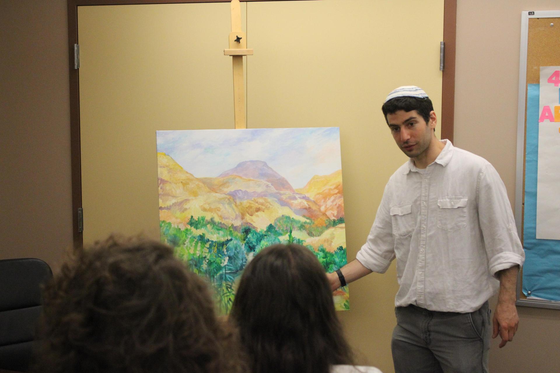 Israeli art