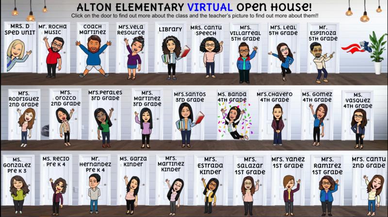 Virtual Meet the Teacher/Conocer a la Maestra Virtual Featured Photo