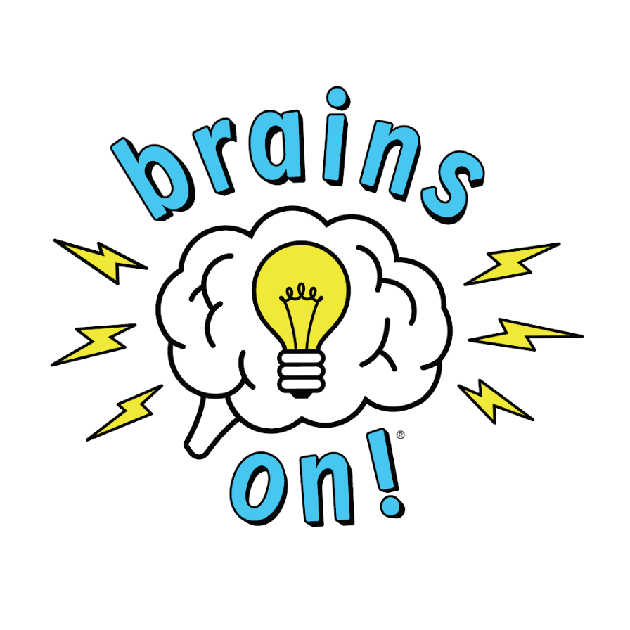 Logo: Brains On
