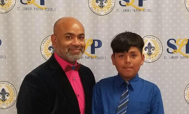 J. St. Andre & Brandon Contreras