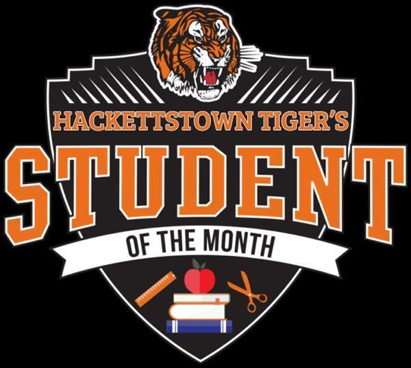 Hackettstown School District Student of the Month