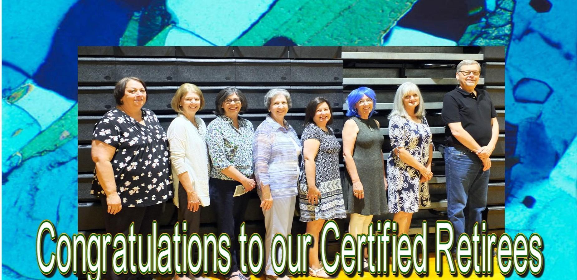 Certified Retirees