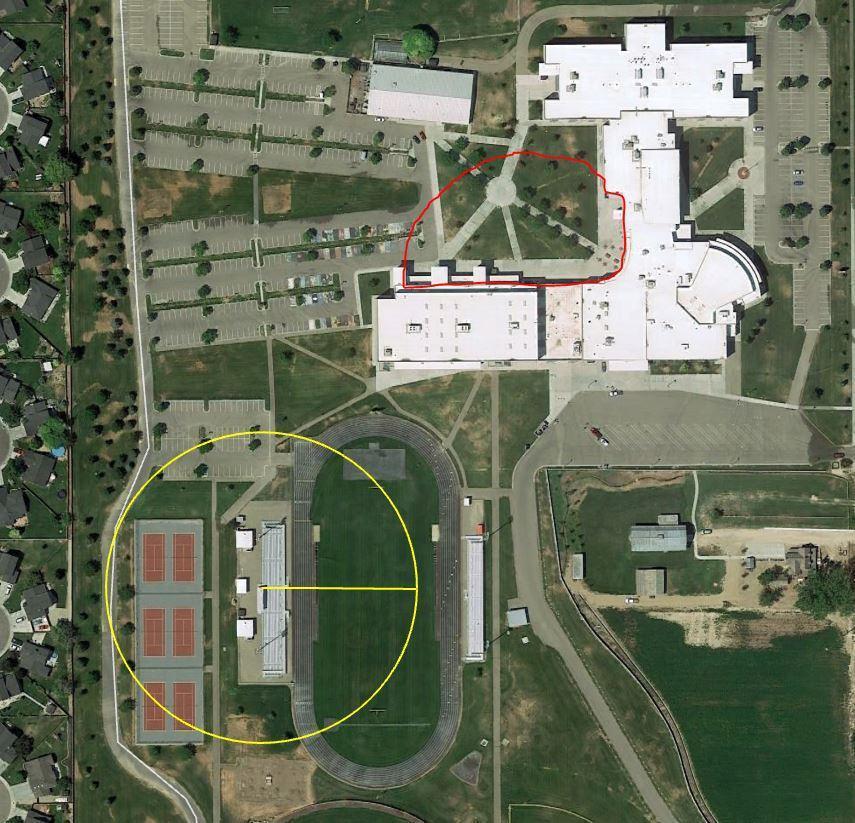 Columbia WiFi Bubble Map