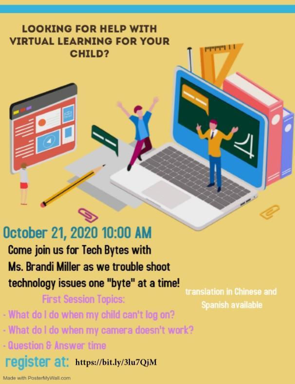 Virtual Learning Help for Your Child! Featured Photo