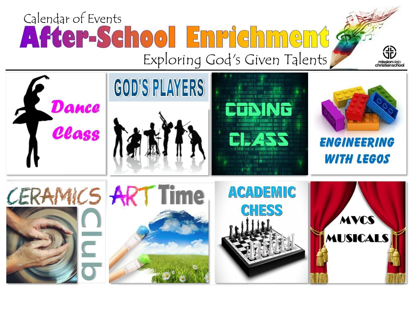 After-School Enrichment – Academics – Mission Viejo