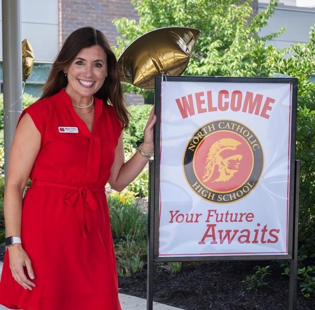 Megan O'Hara Director of Admissions