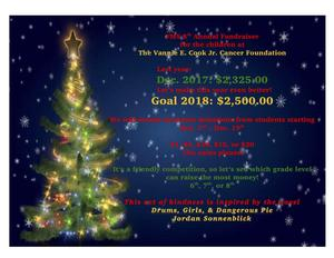 Vannie E Cook Foundation Fundraiser