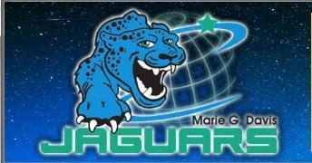 Marie G. Davis Logo