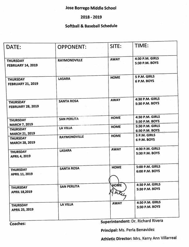 Softball and Baseball Schedule .jpg