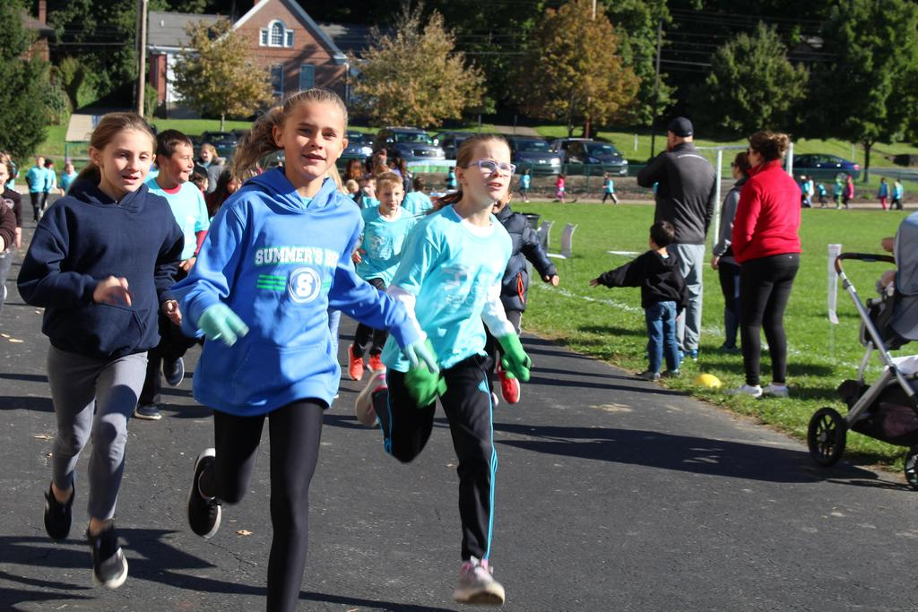 Race for Education 2018