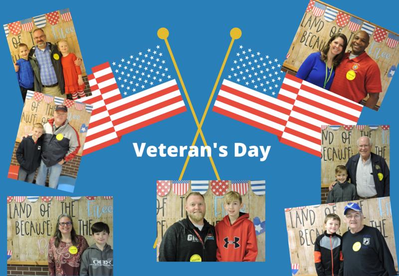 Veteran's Day Celebration Thumbnail Image