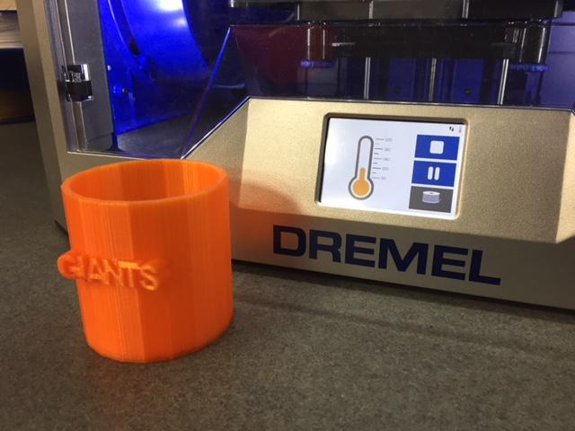 3D printing project