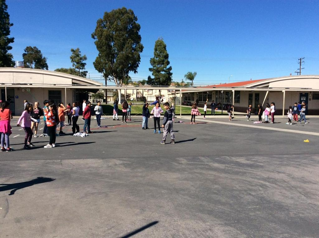 Jump for Heart, 2018 - Service Project for the American Heart Association
