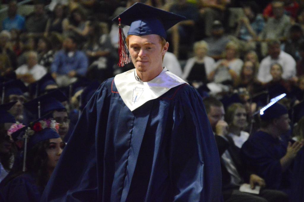 Graduation 2018 Procession
