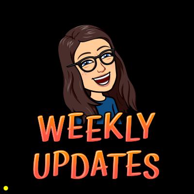 Ms. Ballard's Weekly Updates
