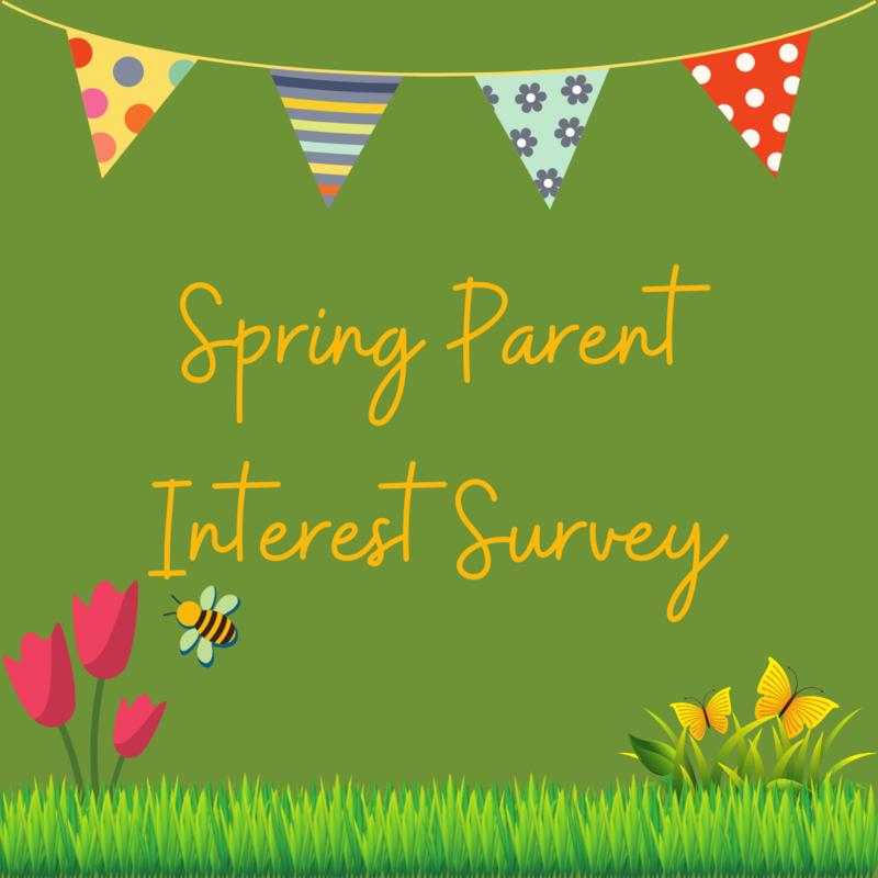 Spring Survey