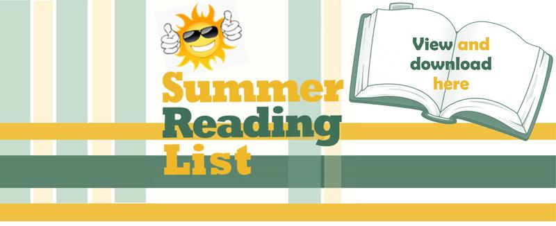 Summer Reading List Thumbnail Image