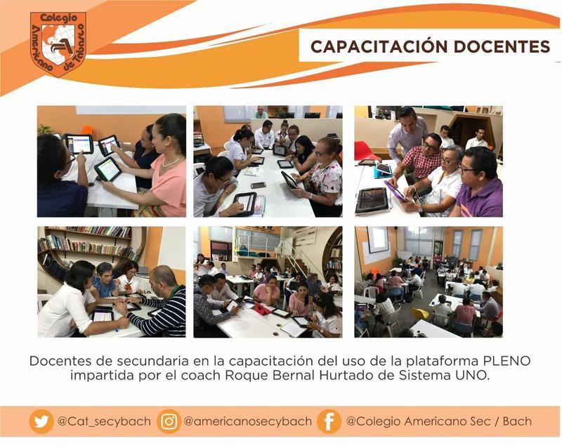 Capacitación de docentes Featured Photo