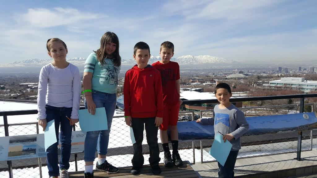 2017 4th grade Field Trip - Natural History Museum