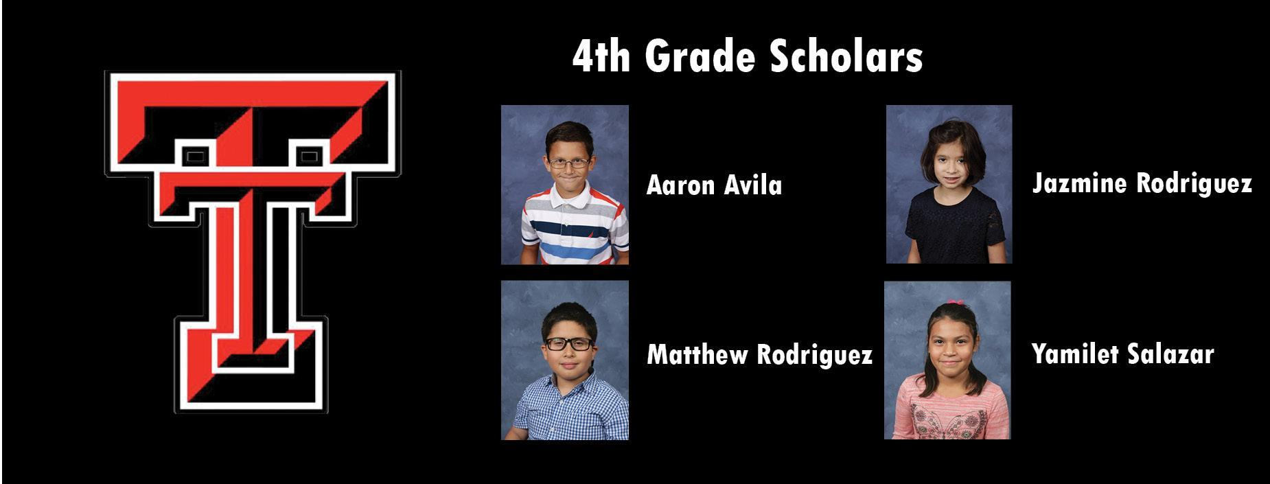 picture of 4th grade scholars