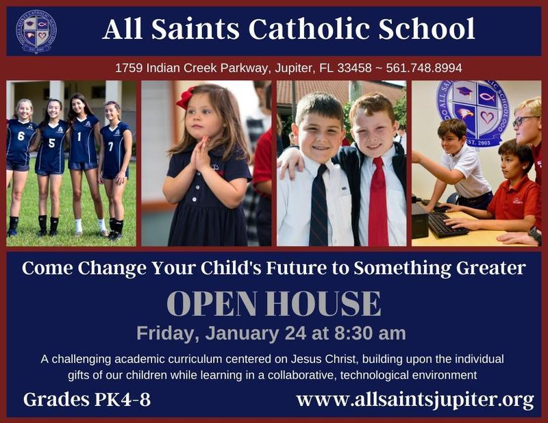 All Saints Open House Thumbnail Image