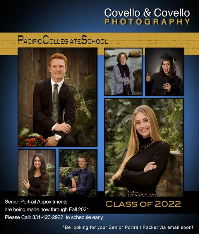 Class of 2022 Senior Portrait Appointments are being made now through Fall 2021! Thumbnail Image