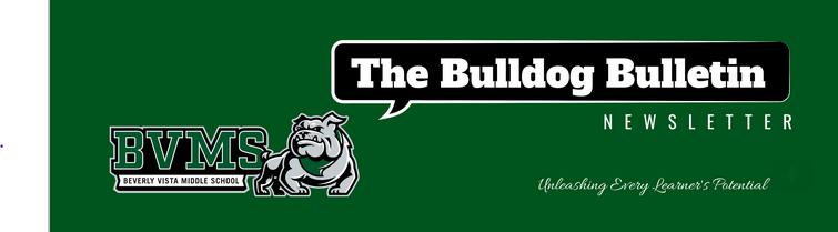 BVMS Newsletter - The Bulldog Bulletin Feb. 24,2021 Featured Photo