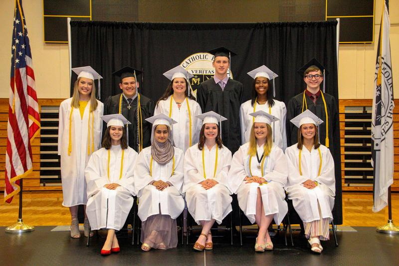 Marian Catholic Class of 2019 includes several firsts Featured Photo