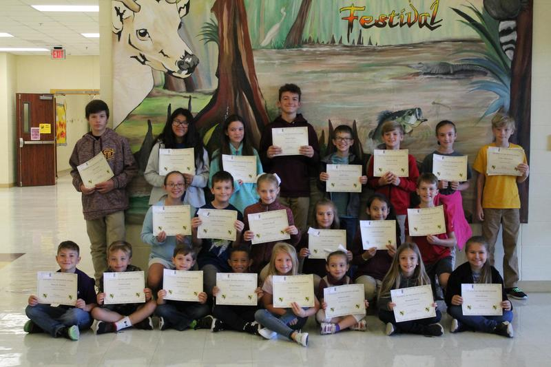 October Star Students of the Month Thumbnail Image