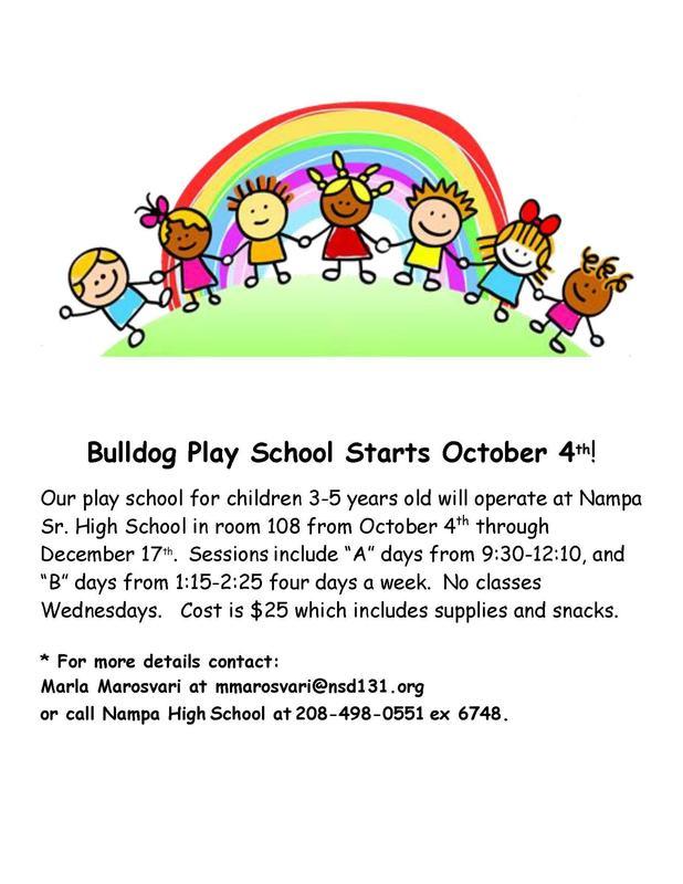 Bulldog Play School