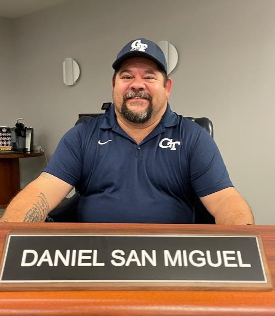 Daniel San Miguel