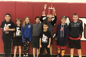 RBES Top Team Chess