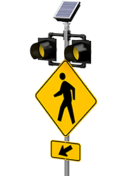 Crosswalk clipart