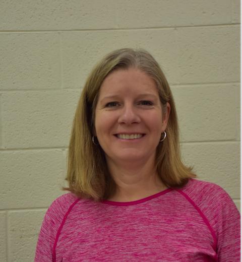 Meredith Barringer, PE Teacher
