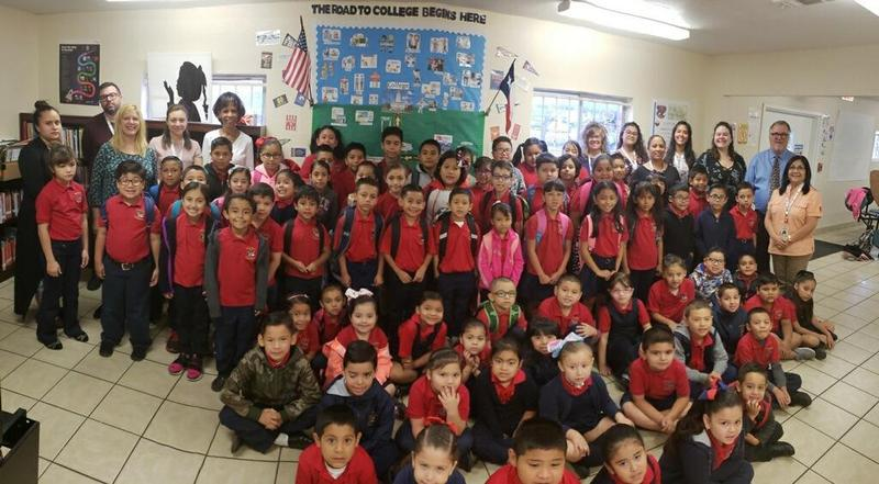 National Blue Ribbon School-Golden Rule Sunnyside Campus Featured Photo