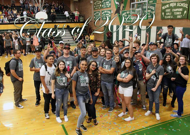 Class Of 2020 Senior Slide Show Featured Photo