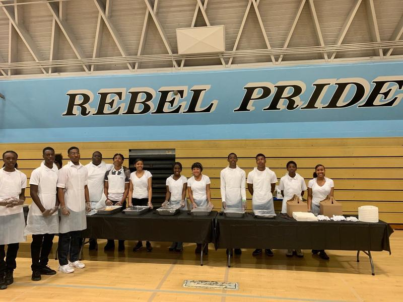 South High School hosts the annual Black History Month Luncheon