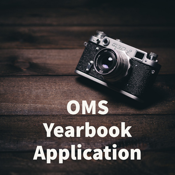 OMS Yearbook Application