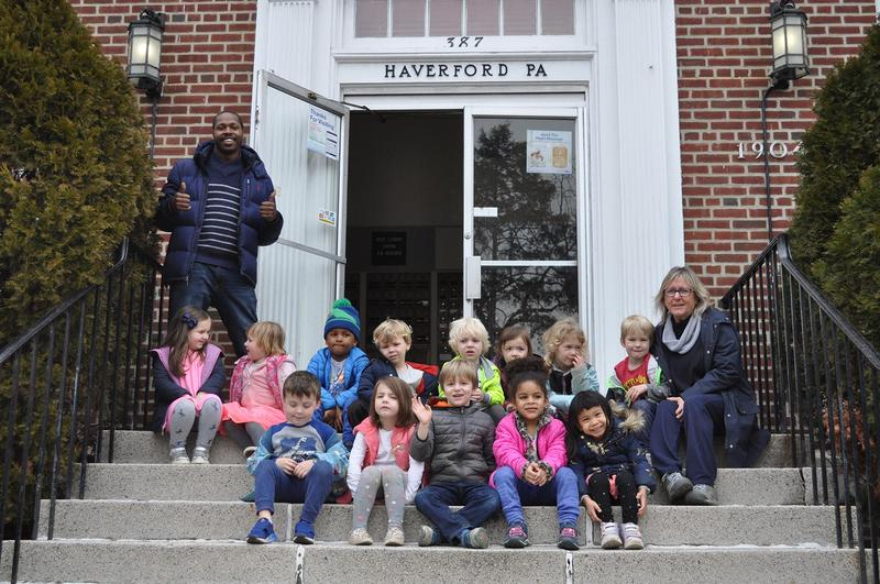 Tr. Julie's preschool class trip to the post office Featured Photo