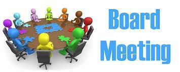 Virtual Board Meeting Notice