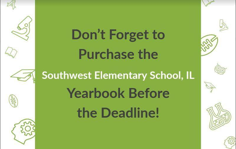 Southwest Yearbooks Available for Purchase Thumbnail Image