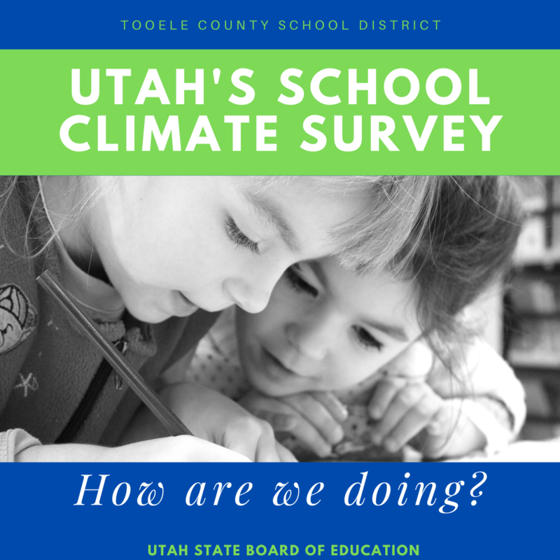 Utah's School Climate Survey