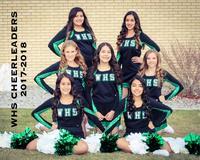 Cheerleaders 17-18