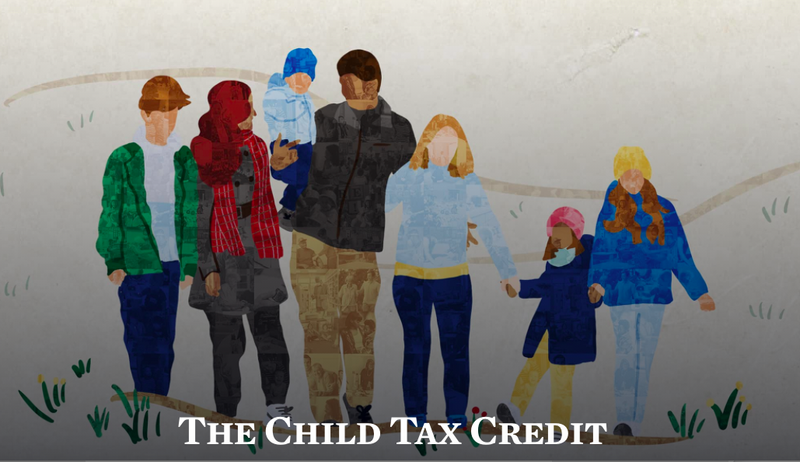 Graphic for Child Tax Credit Day