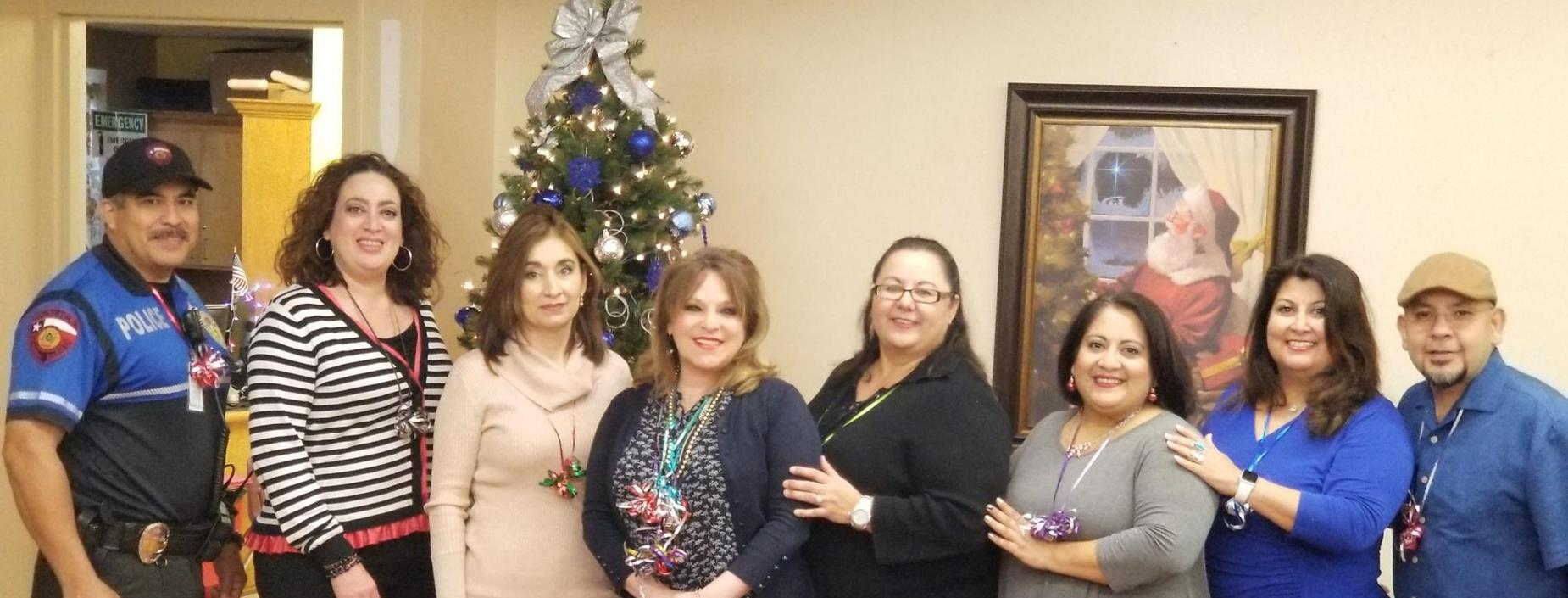 DLV Front office staff and administration