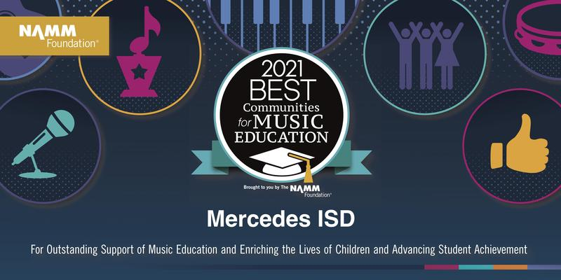 MISD has been named one of the Best Communities for Music Education Featured Photo