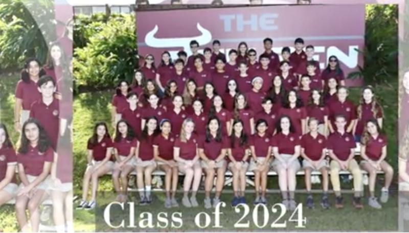 8th Grade Advancement 2020 Featured Photo