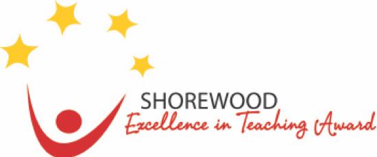 teaching award logo