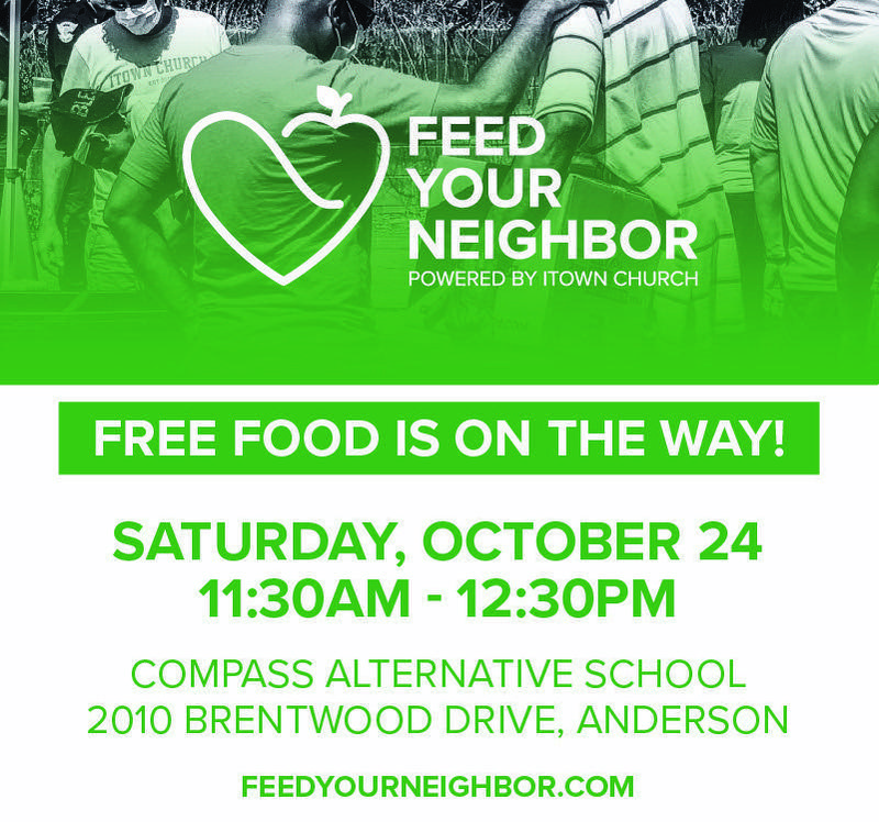Feed Your Neighbor Thumbnail Image